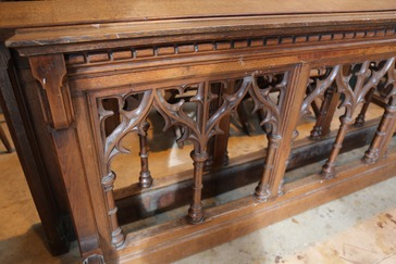 Antique Oak Panels