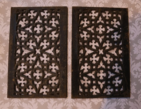 Cast Iron Floor Grids