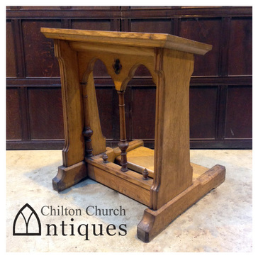 Antique Church Kneeler