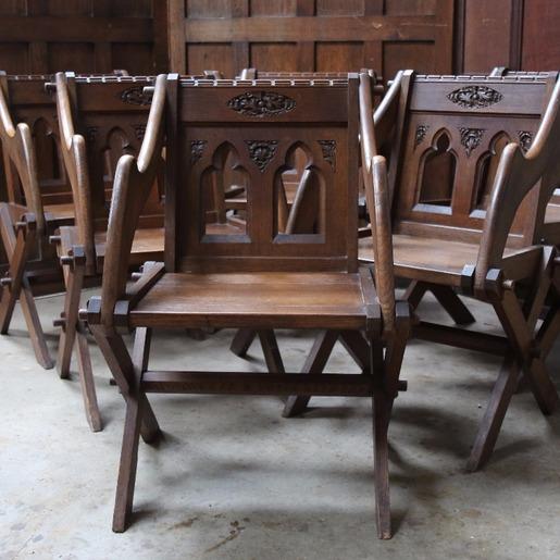 - Chilton Church Antiques, Antique Chairs