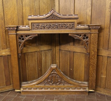 Antique Oak Frame
