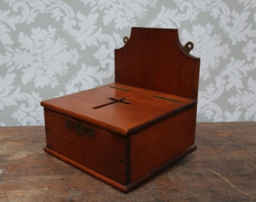 Antique Donation Box