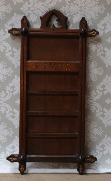 Antique Hymn Board